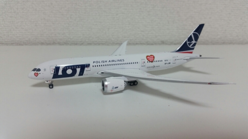 LOTポーランド航空_全体