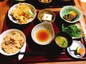 自然食料理_北鎌倉_笹の葉