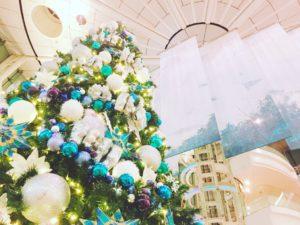 羽田空港_クリスマス