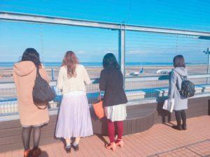 第4回飛行機女子会@羽田空港_9