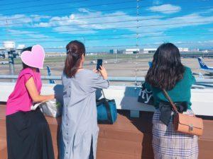 第8回飛行機女子会@羽田空港_6