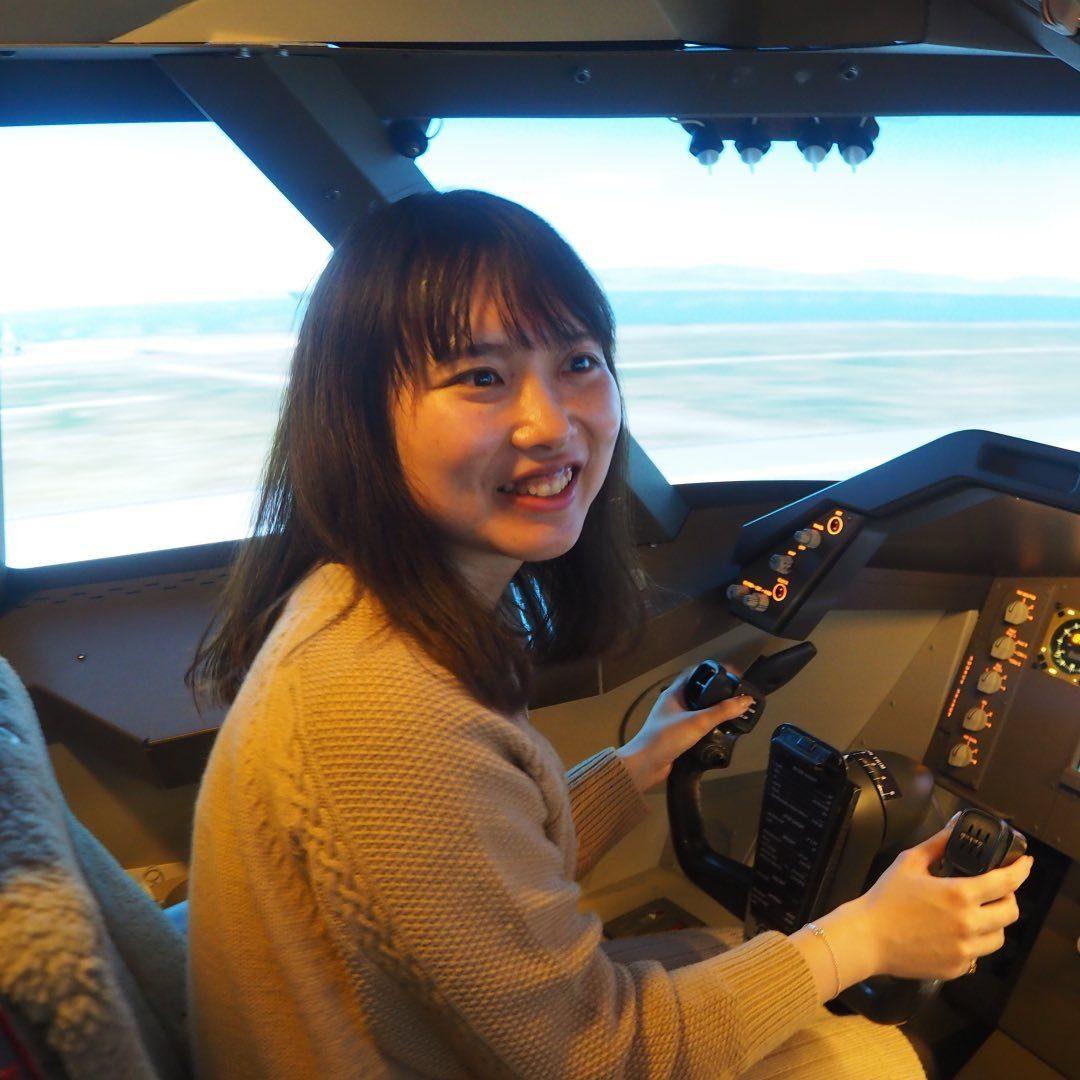 Rui@飛行機女子×キューイスト